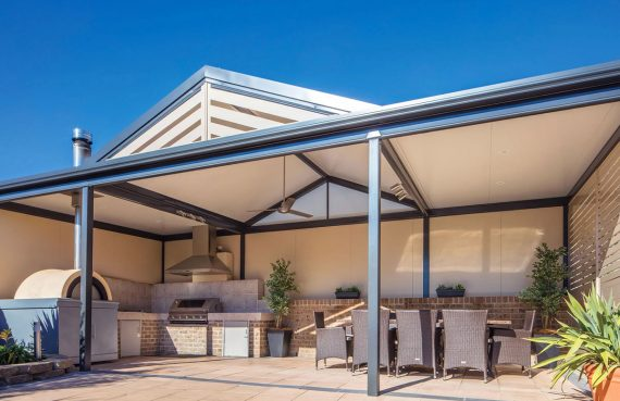 leading supplier and installer of patios, pergolas, screen enclosures, privacy screens, and carports in Sydney